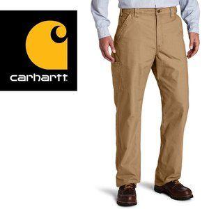 Carhartt Canvas Carpenter Pants -40x34